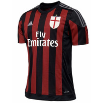 Jersey Milan Original 2015 2016 Local Playera