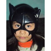 Mascara De Gatubela P/niña Dc Comics Batman
