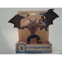 Man Bat Chh35 Imaginext Fisher Price