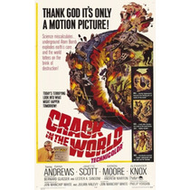 Poster (28 X 43 Cm) Crack In The World