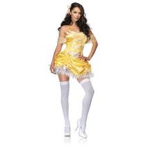 Disfraz De Bella Y La Bestia Para Damas, Princesas, Adultos