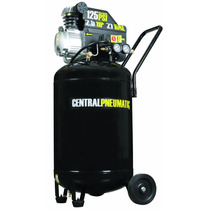 Compresor De 2.5 Hp,125 Psi,21 Gal Central Pneumatic Outlet