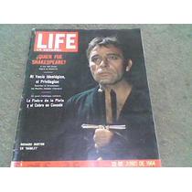 Revista Life En Español 1964 Con Mauricio Garces