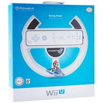 Nintendo Wii/wiiu- Volante De Carreras Para Mario Kart 8