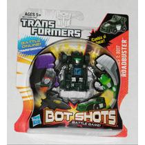 Transformers Bot Shots Roadbuster Serie 1 B017