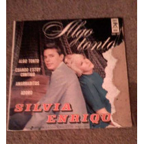 Disco Chico 45 Rpm De Silvia Enrique