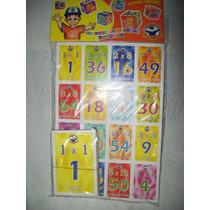 Gcg Juego Didactico Loteria Tablas De Multiplicar Lqe