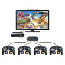 Adaptador De Controles De Gamecube Para Wii U (smash Bros)
