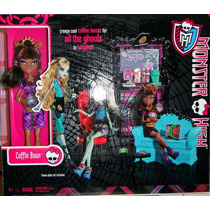 Monster High Cafeteria Coffin Bead Clawdden Envío Gratis