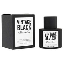 Hm4 Perfume Vintage Black Pour Homme By Kenneth Cole 100ml