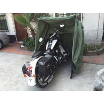Cabina Abatible Protege Del Agua Motocicletas Y Bicicletas