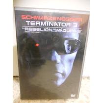Terminator 3 Dvd Movie