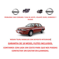 Bomba Licuadora Direccion Hidraulica P/ Caja Nissan Tsuru