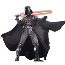 Disfraz Coleccionable De Darth Vader De Star Wars P/ Adultos