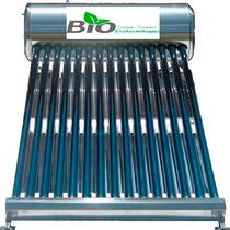 Calentador Solar Solar-sonne Gravedad Inox 130 Lts 3 Persona