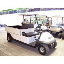 Carro / Carrito Electrico Pick-up Multiusos - Garantía 1 Año