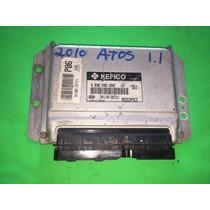 Ecm Ecu Pcm Cerebro Computadora Modulo 2010 Atos 39110-26721