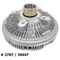 Fan Clutch De Ventilador Chevrolet Colorado L5 2004 - 2010