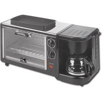 Kalorik - Cafetera/horno Tostador/freidora 3 En 1 - Acero In