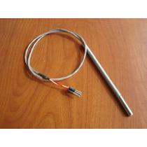 Sensor De Temperatura Pt100, Sonda Pt100 Económica