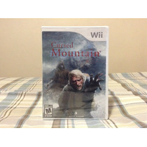 Cursed Mountain Wii Nuevo Sellado