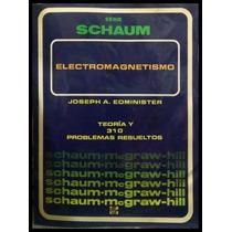Electromagnetismo (serie Schaum) Joseph A. Edminister