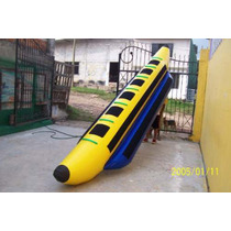Banana Inflable Para Playa, Super Reforzada!!
