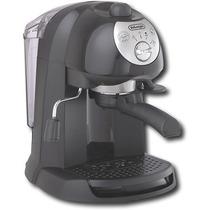 Delonghi - Pump Cafetera Para Hacer Espresso- Negro