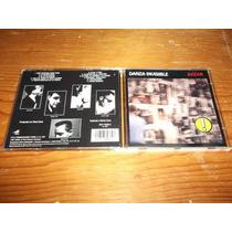 Danza Invisible - Bazar Cd Importado Ed 1991 Mdisk