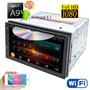 Auto Stereo Wifi 3g Dvd Bluetooth Radio Am Fm Gps Navegador