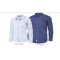 Uniforme Camisa Blusa Linea Ejecutiva,serigrafia,bordadora