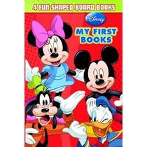 Caja Libros Disney Mi Primer Junta Set