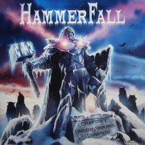 Poster Hammerfall Cartel Power Metal Original Vv4