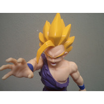 Gohan Gigante Super Sayayin 2 Dragon Ball Z Sofubi 25cm Cell