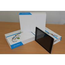 Tablet Android Doble Cámara, Pantalla Hd, Aluminio