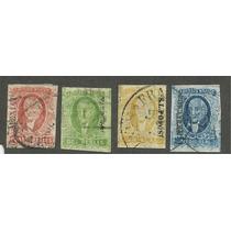 Primera Serie De Estampillas De México 1856 Hidalgo