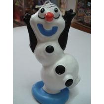 Vela Para Pastel Olaf De Frozen