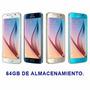 Celular Samsung Galaxy S6 3gb 64gb 4g Lte Octacore Liberado
