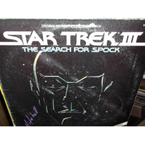 Star Trek 3 The Search For Spock Lp Vinilo