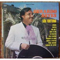 Bolero, Gerardo Reyes, Sin Fortuna, Lp 12´,
