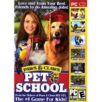 Pet School - Escuela De Mascotas Juego Para Pc Vv4