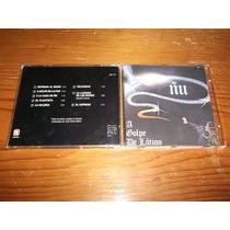 Ñu - A Golpe De Latigo Cd Español Ed 1991 Mdisk