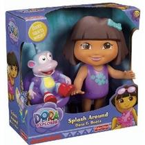 Fisher-price Dora La Exploradora Chapotear Dora Y Botas