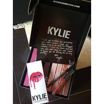 Kylie Lote 24 Sets Labial+delineador Mayoreo + Envío Gratis!
