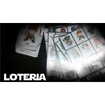 Fiesta Star Wars, Loteria De Personajes Personalizada