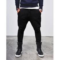 Pants Deportivo Front Pocket Slim Baggy Moda De Hombre