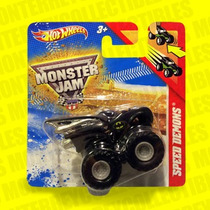Hot Wheels Batman Monster Jam Speed Demons