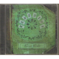 Viernes Verde - Remedios ( Rock Guatemalteco ) Cd Rock