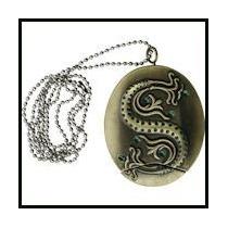 Collar Letra S (con Navaja Oculta)