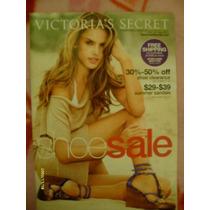 Victorias Secret Catalogo 2009 Zapatos Sandalias Botas Blusa